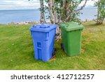 recycle bin canada | Shutterstock . vector #412712257