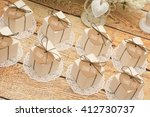 wedding favors | Shutterstock . vector #412730737