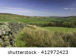 Glaisdale  Yorkshire  Uk. The...
