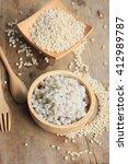 barley cooked   Shutterstock . vector #412989787