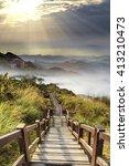 the imaaging of beautiful... | Shutterstock . vector #413210473