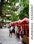 bangkok  thailand   april 30 ... | Shutterstock . vector #413226367