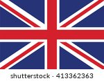 flag great britain  united... | Shutterstock .eps vector #413362363