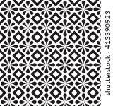 geometric pattern. editable... | Shutterstock .eps vector #413390923