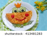 Breakfast For Kids   Frog...