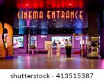 hatyai  thailand   december 12  ... | Shutterstock . vector #413515387