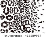 Seamless Print Pattern. Stock...