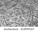 berlin  germany   circa april... | Shutterstock . vector #413999167