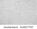 white stone wall texture  | Shutterstock . vector #414017707