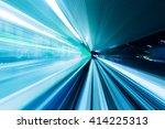 motion blur background | Shutterstock . vector #414225313