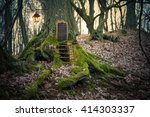 magic fairy forest | Shutterstock . vector #414303337