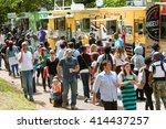 atlanta  ga   april 16   a...   Shutterstock . vector #414437257