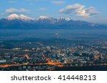 Kamnik Savinja Alps Rising...