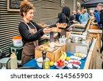 london  united kingdom   april... | Shutterstock . vector #414565903