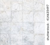white marble wall texture... | Shutterstock . vector #414635497