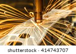 industrial  automotive spot... | Shutterstock . vector #414743707