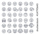 emoji emoticons. smiley face...
