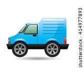 vehicle icon design  | Shutterstock .eps vector #414977893