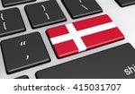 denmark digitalization and use... | Shutterstock . vector #415031707