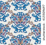 vintage design element in... | Shutterstock .eps vector #415509697