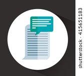e learning concept design    Shutterstock .eps vector #415651183
