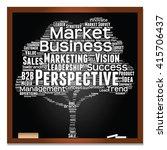vector concept or conceptual... | Shutterstock .eps vector #415706437