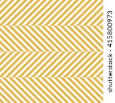 yellow herringbone fabric... | Shutterstock .eps vector #415800973