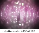 abstract shiny pink background | Shutterstock . vector #415862107