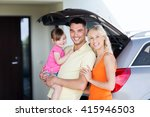 transport  leisure  road trip... | Shutterstock . vector #415946503
