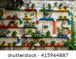 urban gardening  malacca ... | Shutterstock . vector #415964887
