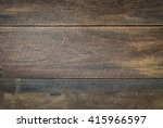 old wooden background. wooden... | Shutterstock . vector #415966597