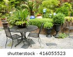 Wrought Iron Outdoor Patio...