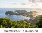 Lookout Terre De Haut  Islands...
