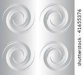 silver circles | Shutterstock .eps vector #41655376