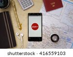 kuala lumpur  malaysia   may...   Shutterstock . vector #416559103