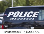 waukesha  wi usa   july 13 ... | Shutterstock . vector #416567773
