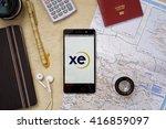 kuala lumpur  malaysia   may...   Shutterstock . vector #416859097