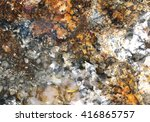 Detailed Marble Texture With...