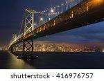 Dusk Over San Francisco Bay...
