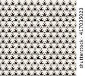 vector seamless pattern. modern ... | Shutterstock .eps vector #417035023