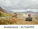 snowdonia | Shutterstock . vector #417160993