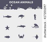 Ocean Animals.ocean Animals...