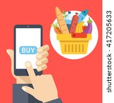Purchase Food Using Mobile App...