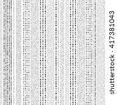 seamless stripe pattern. vector ... | Shutterstock .eps vector #417381043