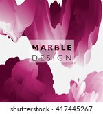 Vector Marble Pattern  Abstrac...