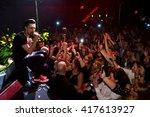 new york  ny   may 06  russian... | Shutterstock . vector #417613927