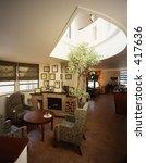 interior view | Shutterstock . vector #417636