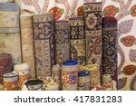 Rolls Of Carpets And Rugs