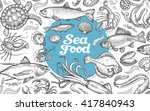 seafood or underwater world....