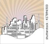 save world design  vector...   Shutterstock .eps vector #417896503
